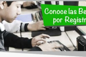 becas media superior por registro