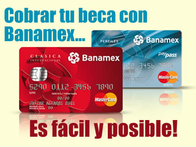 Cobrar becas media superior con tarjeta banamex 2017 for Cuanto se puede retirar de un cajero