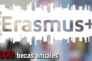 becas erasmus plus